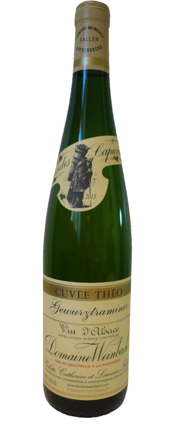 Domaine Weinbach Gewürztraminer Cuvée Théo 2016