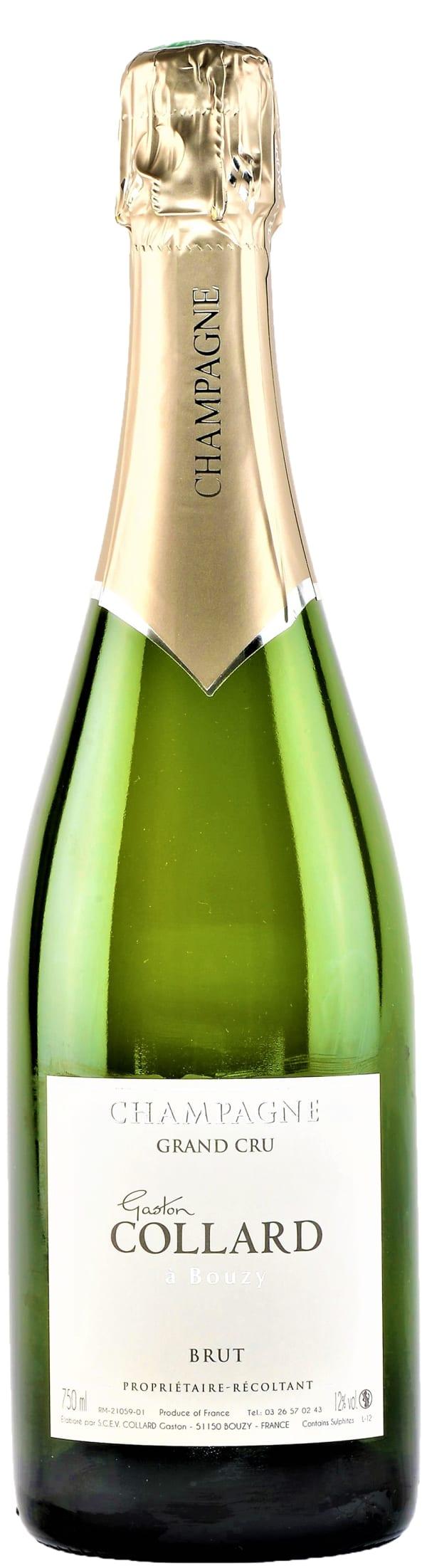 Gaston Collard Bouzy Grand Cru Champagne Brut