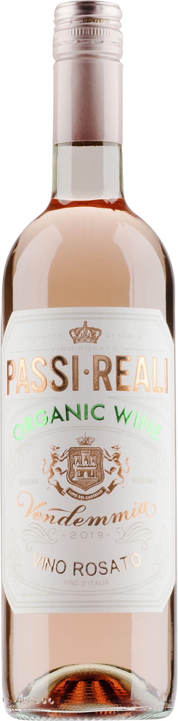 Passi Reali Rosato Organic 2019