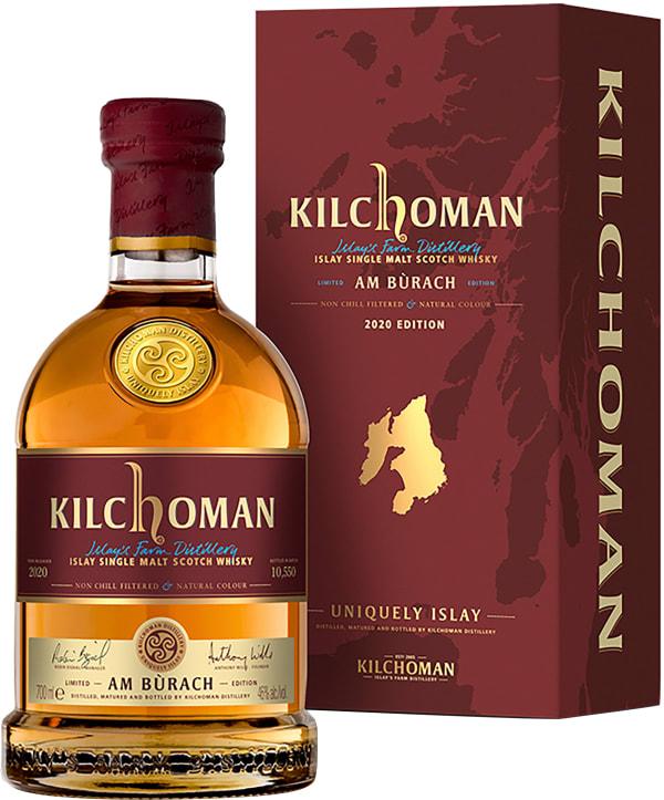 Kilchoman Am Burach Single Malt
