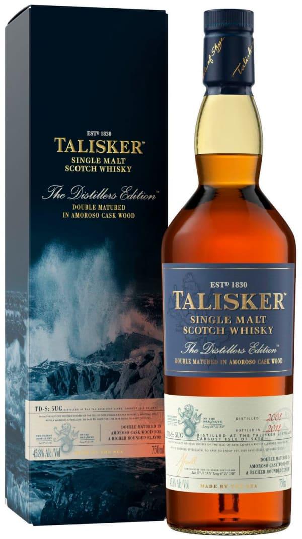 Talisker The Distiller's Edition 2018 Single Malt