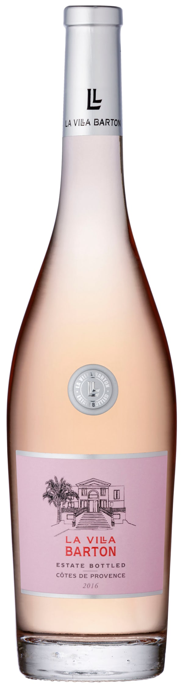 La Villa Barton Estate Bottled Rosé 2016