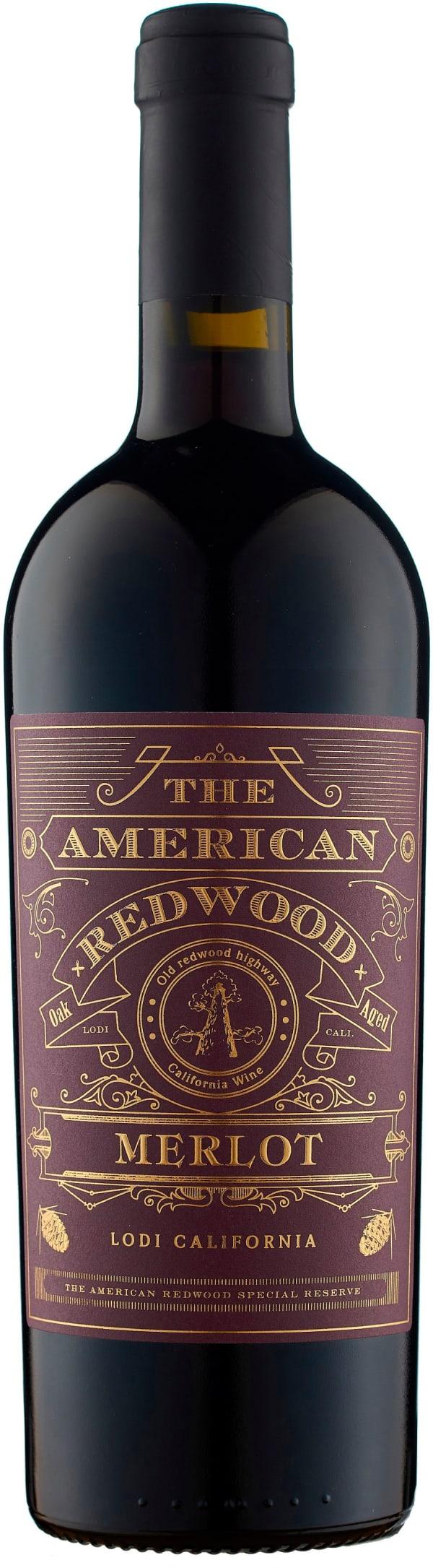 American Redwood Merlot 2016