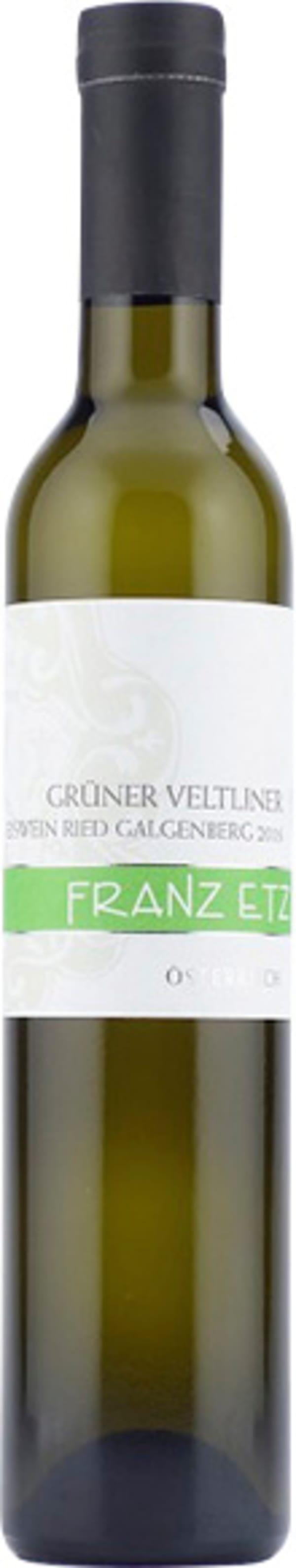 Etz Grüner Veltliner Eiswein Ried Galgenberg 2016