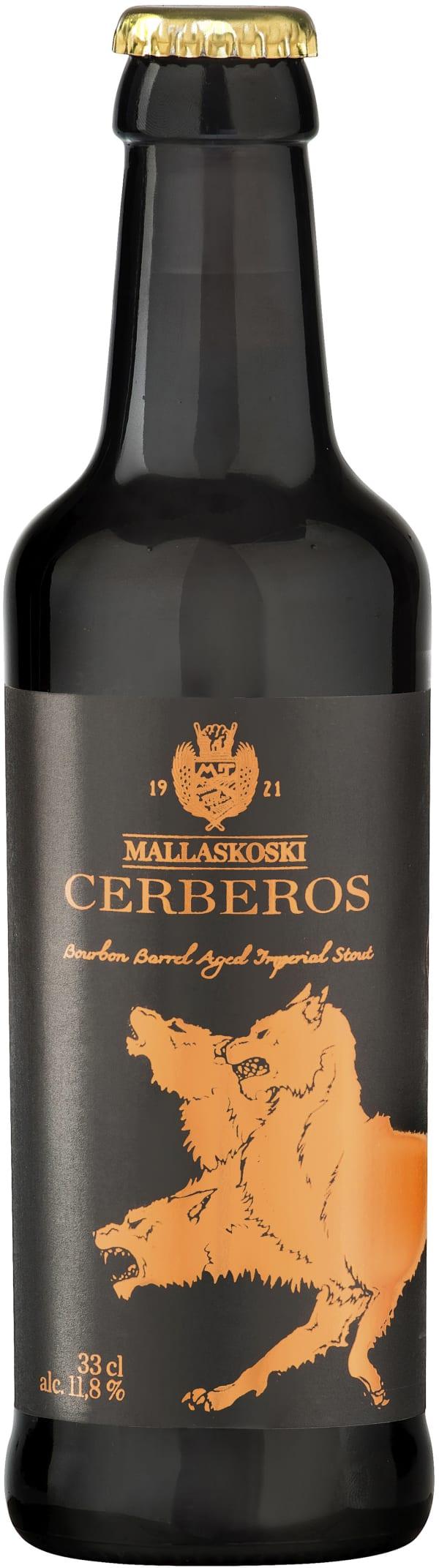 Mallaskoski Cerberos Bourbon Barrel Aged Imperial Stout
