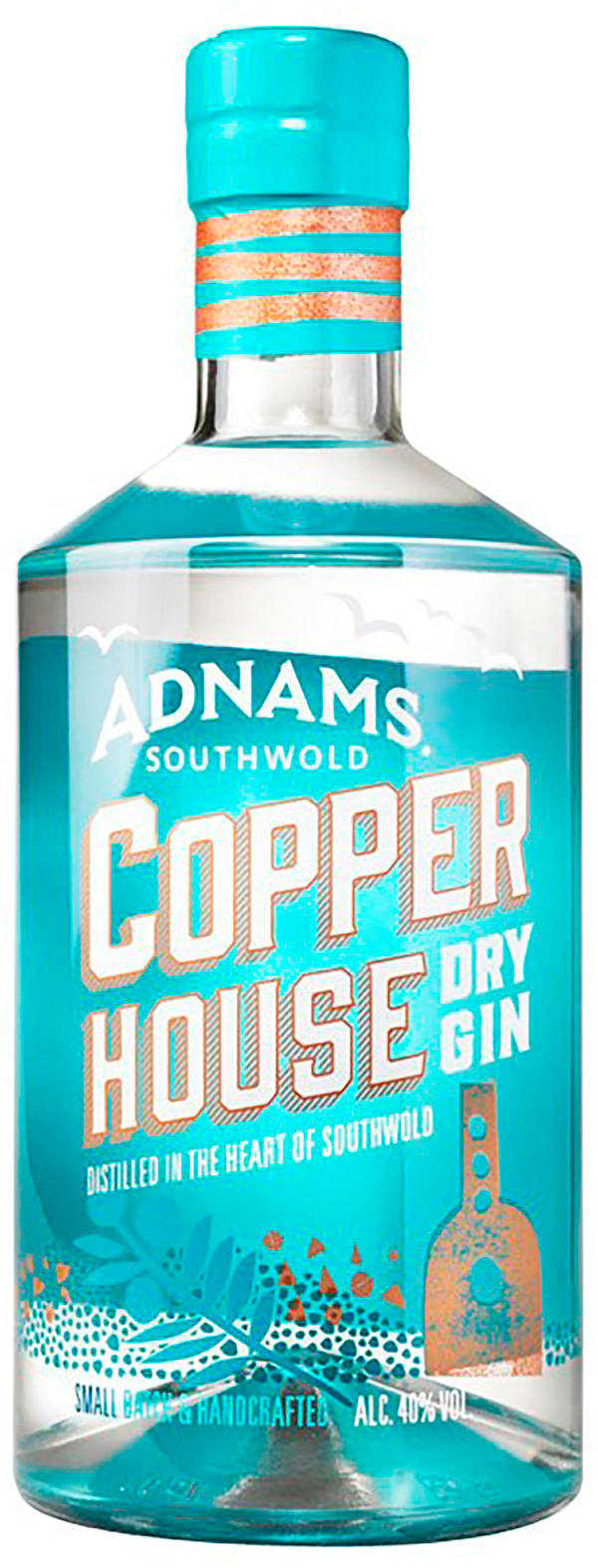 Copperhouse Dry Gin