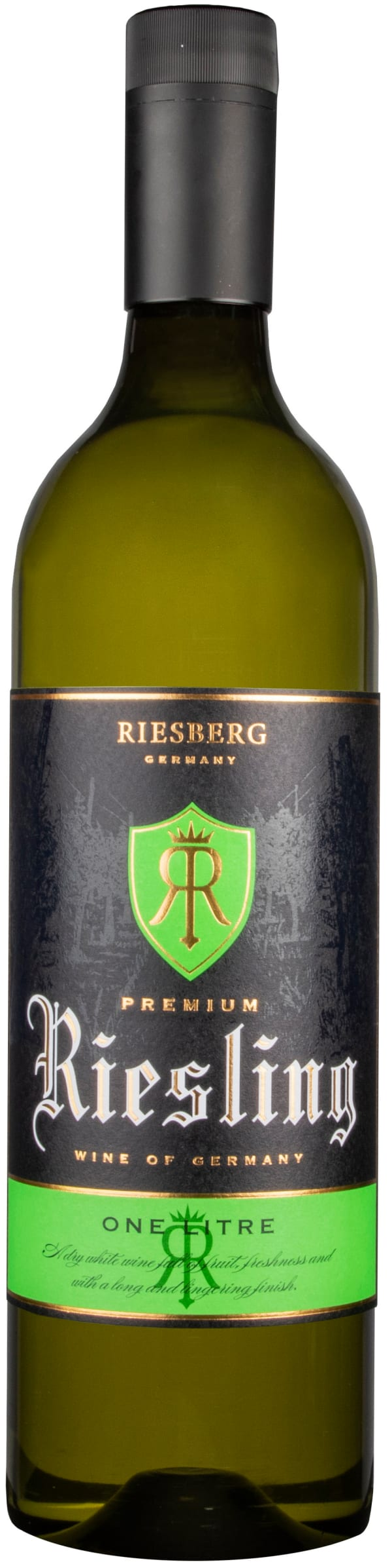 Riesberg Premium Riesling 2018 plastflaska