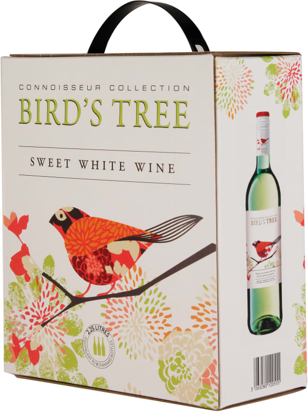 Bird's Tree Connoisseur Collection 2018 lådvin