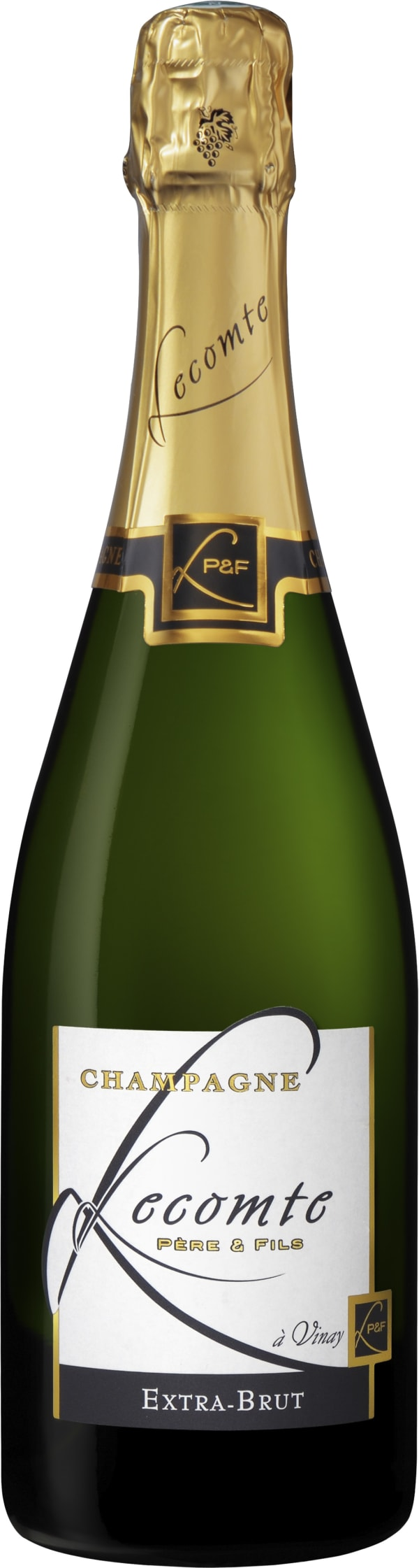Lecomte Pere & Fils Champagne Extra Brut