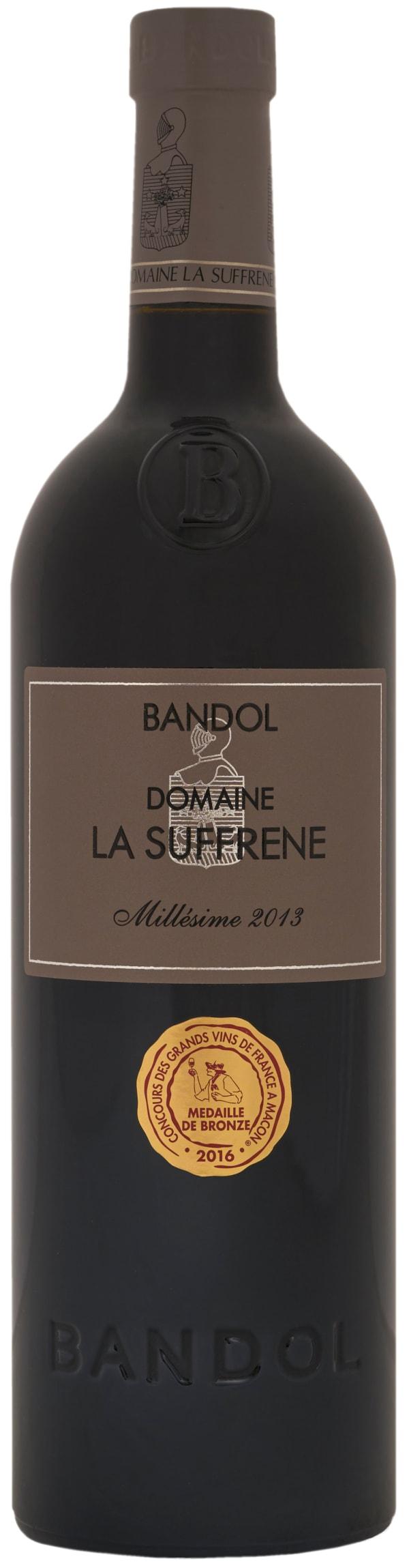 Domaine La Suffrene Bandol 2013