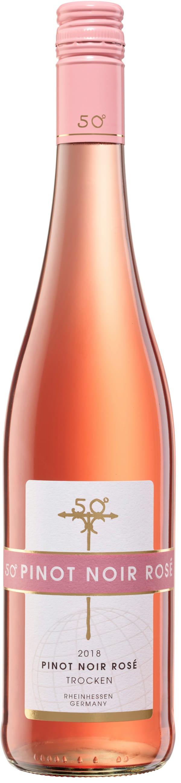 50° Pinot Noir Rosé 2018