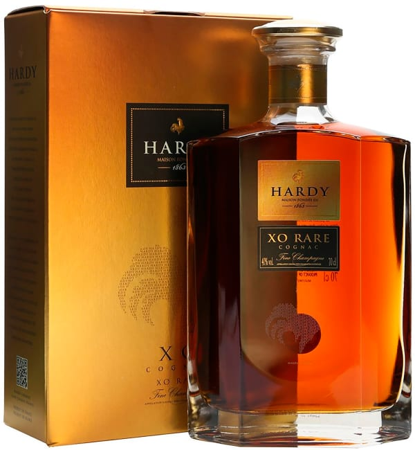 Hardy Rare Fine Champagne XO