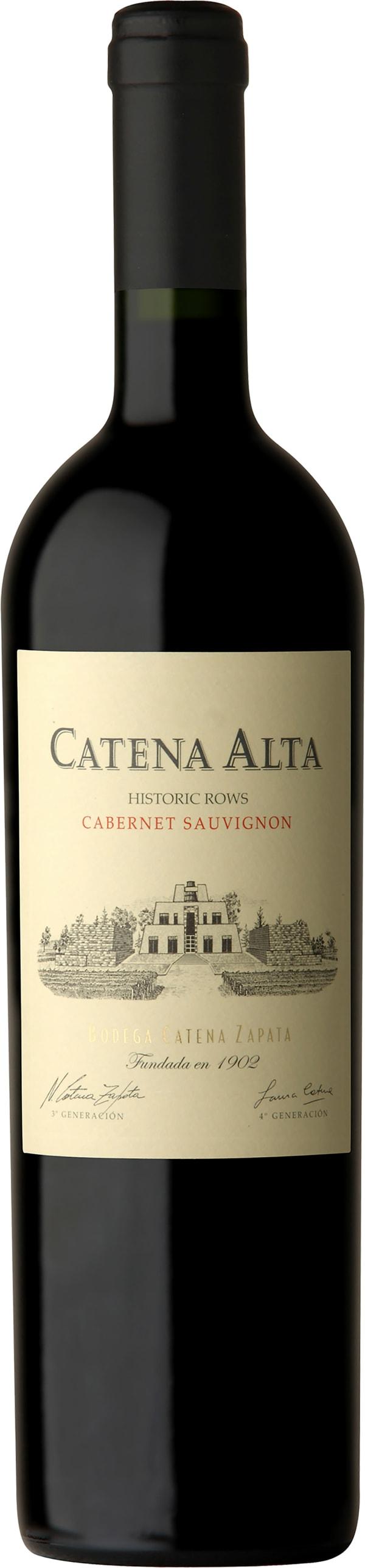 Catena Alta Cabernet Sauvignon 2009