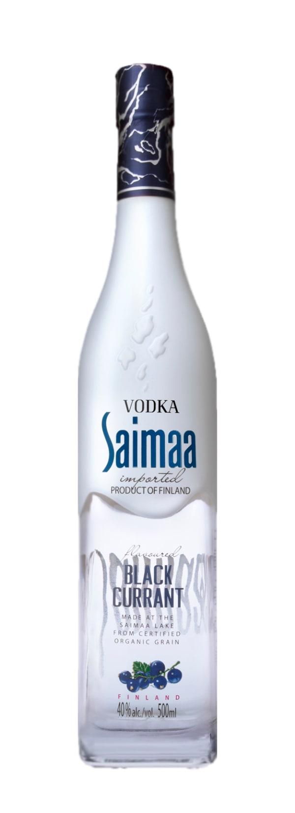 Saimaa Vodka Black Currant