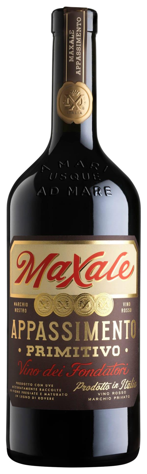 Maxale Appassimento Primitivo 2019