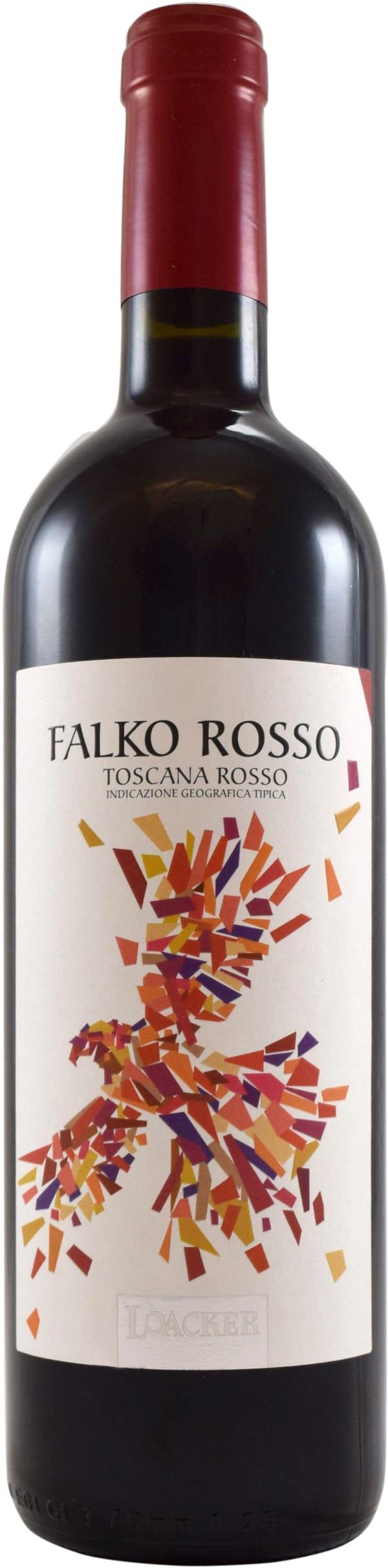 Loacker Falko Rosso 2015