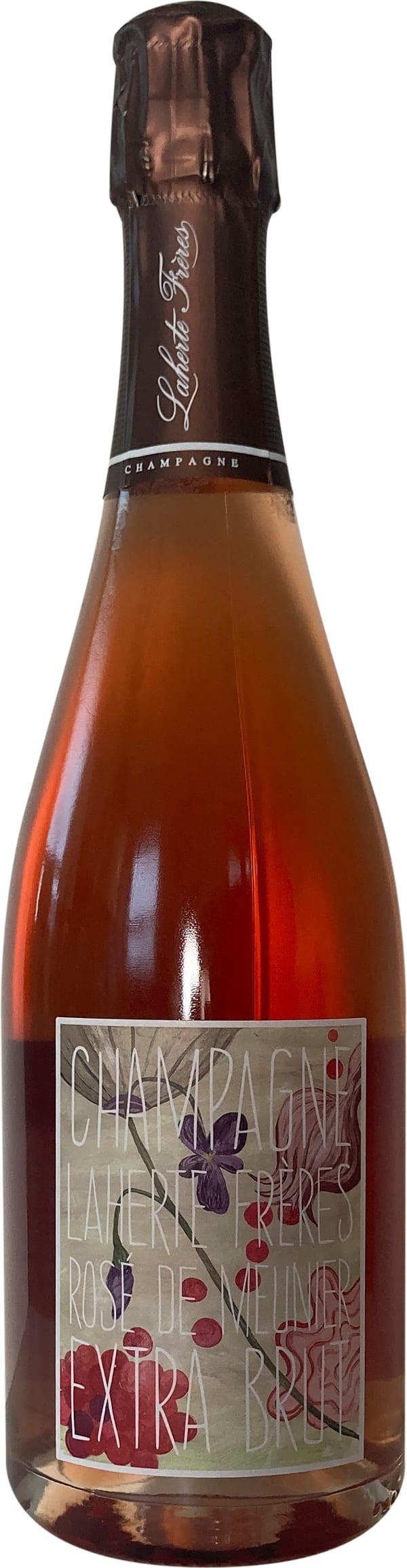 Laherte Freres Rose De Meunier Champagne Extra Brut
