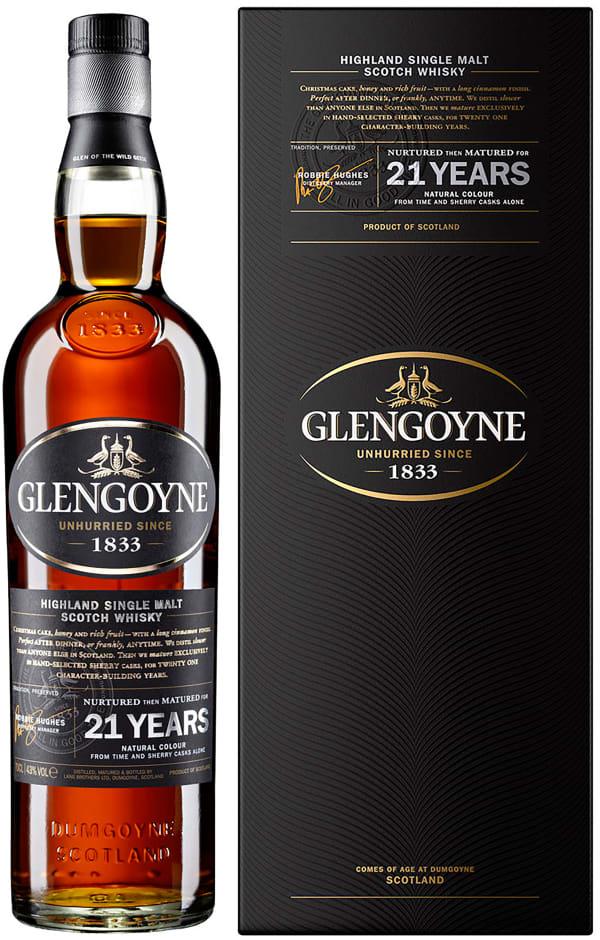 Glengoyne 21 Year Old Single Malt