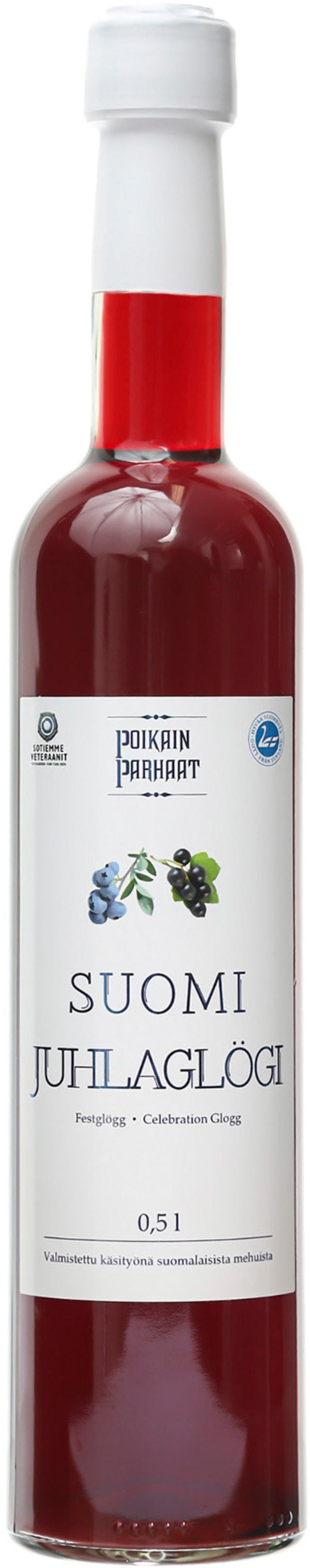 Poikain Parhaat Suomi 100 Alkoholiton Juhlaglögi