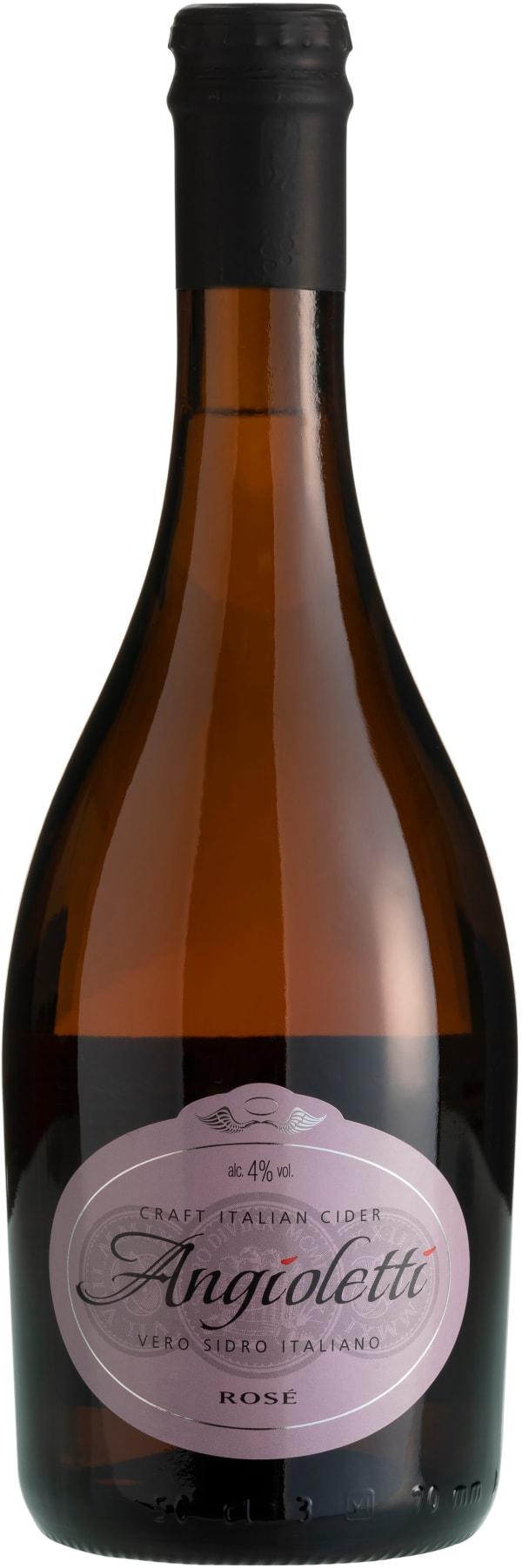 Angioletti Rosé Cider
