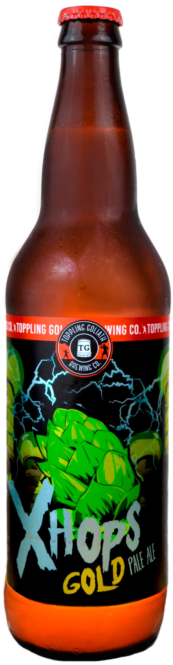 Toppling Golliath Xhops Gold Pale Ale