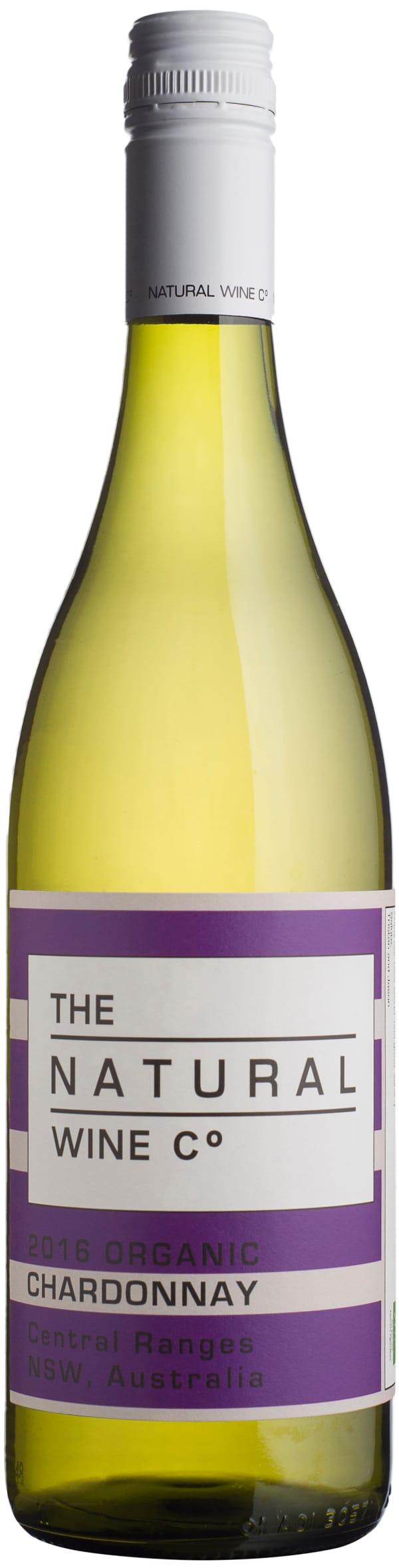 The Natural Wine Co Organic Chardonnay 2017