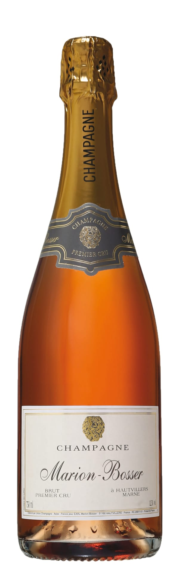 Marion-Bosser Premier Cru Rosé Champagne Brut