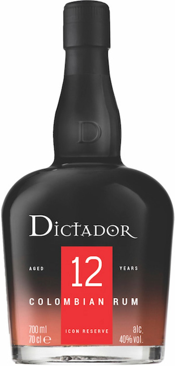 Dictador 12 Years Icon Reserve