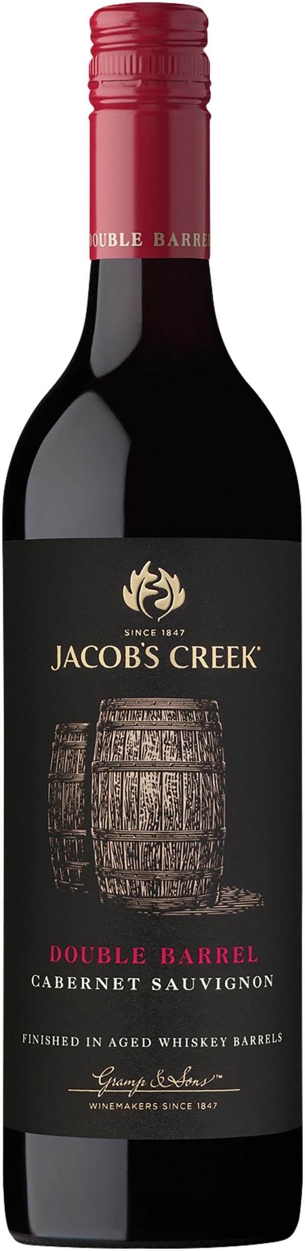 Jacob's Creek Double Barrel Cabernet Sauvignon 4th vintage