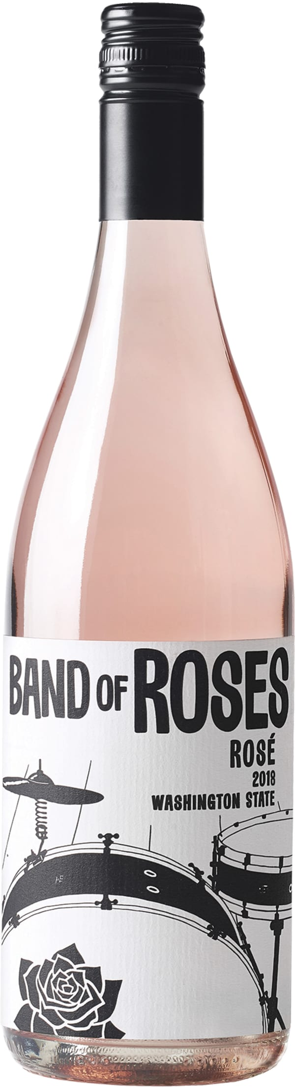 Band Of Roses Rosé 2018
