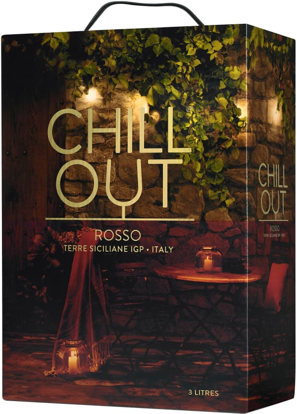 Chill Out Rosso Italy bag-in-box