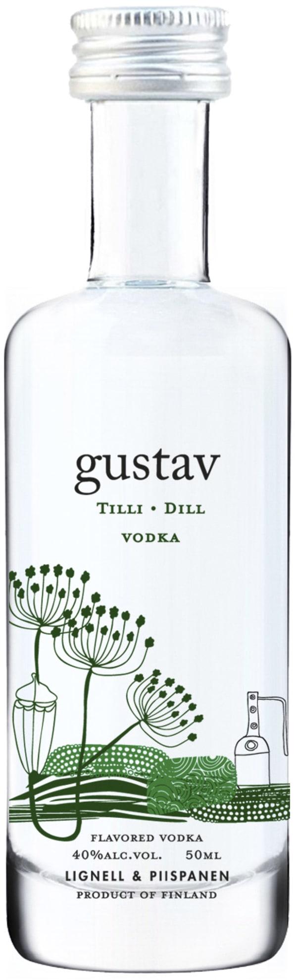 Gustav Tilli Vodka