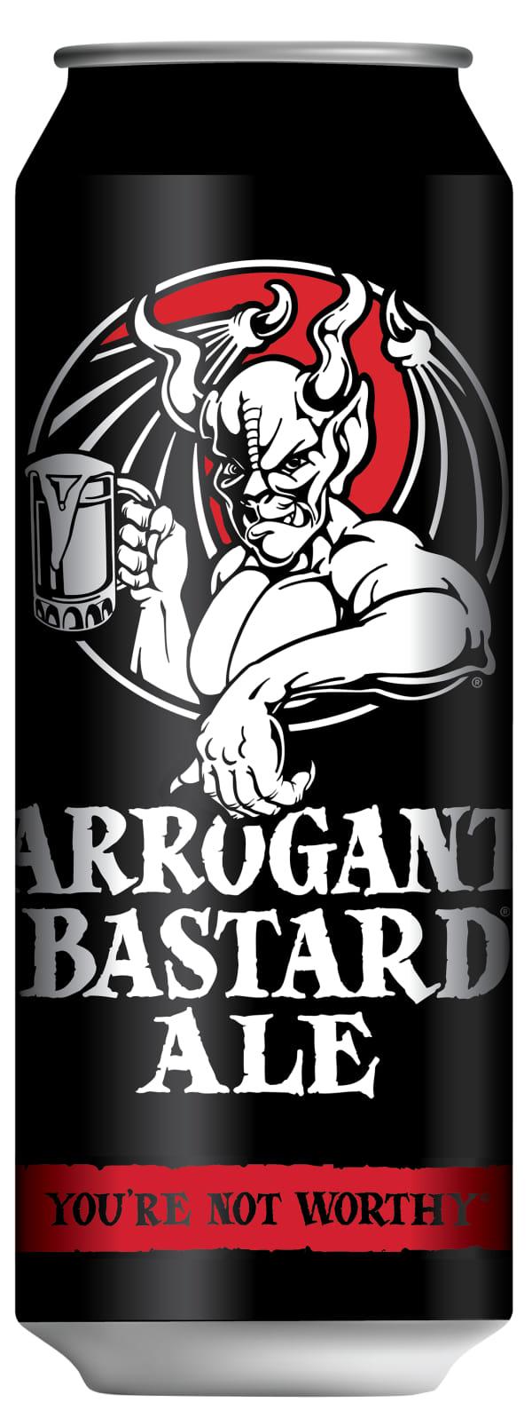Stone Arrogant Bastard burk