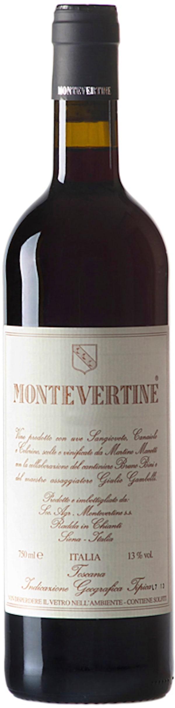 Montevertine Rosso 2017