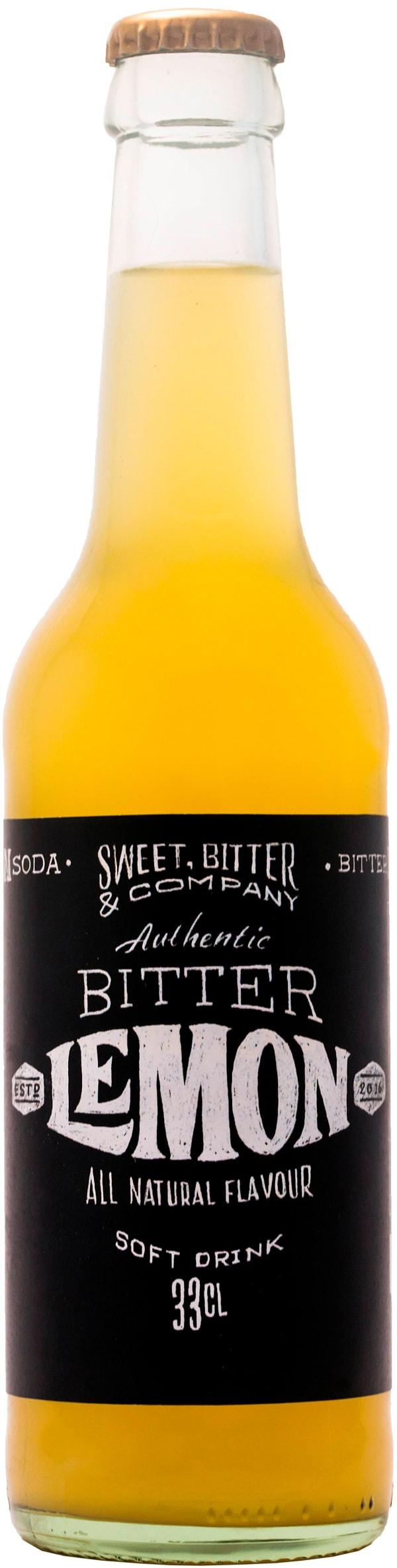 Sweet, Bitter & Co Bitter Lemon