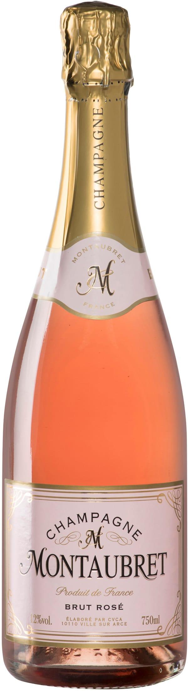 Montaubret Rosé Champagne Brut