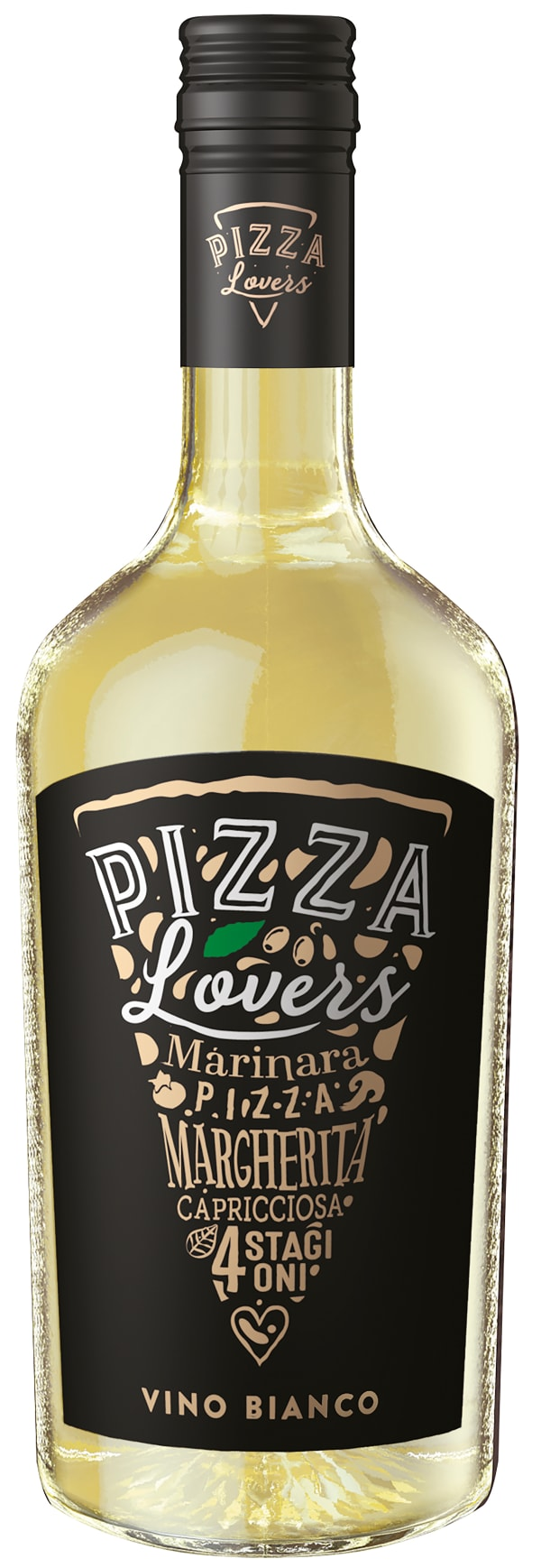 Pizza Lovers Bianco