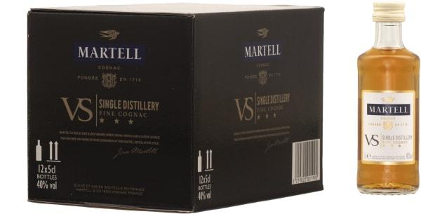 Martell VS Single Distillery 12-pack