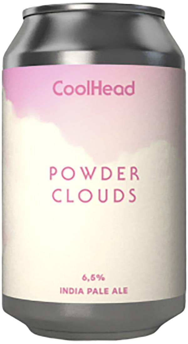 CoolHead Powder Clouds IPA burk