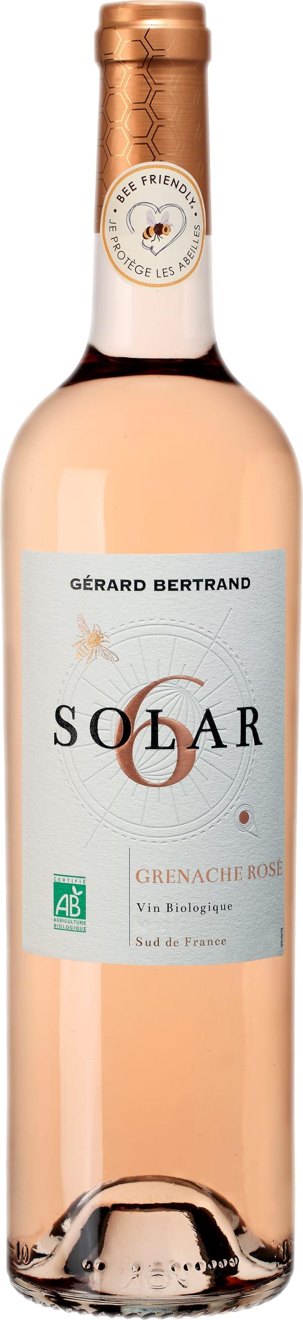 Gérard Bertrand Solar 6 Bee Friendly Rosé Grenache 2018