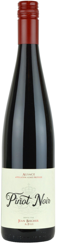 Jean Biecher Pinot Noir Réserve Organic 2018