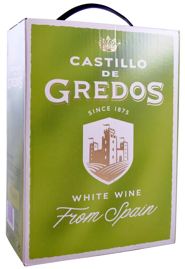 Castillo De Gredos Blanco Bag In Box