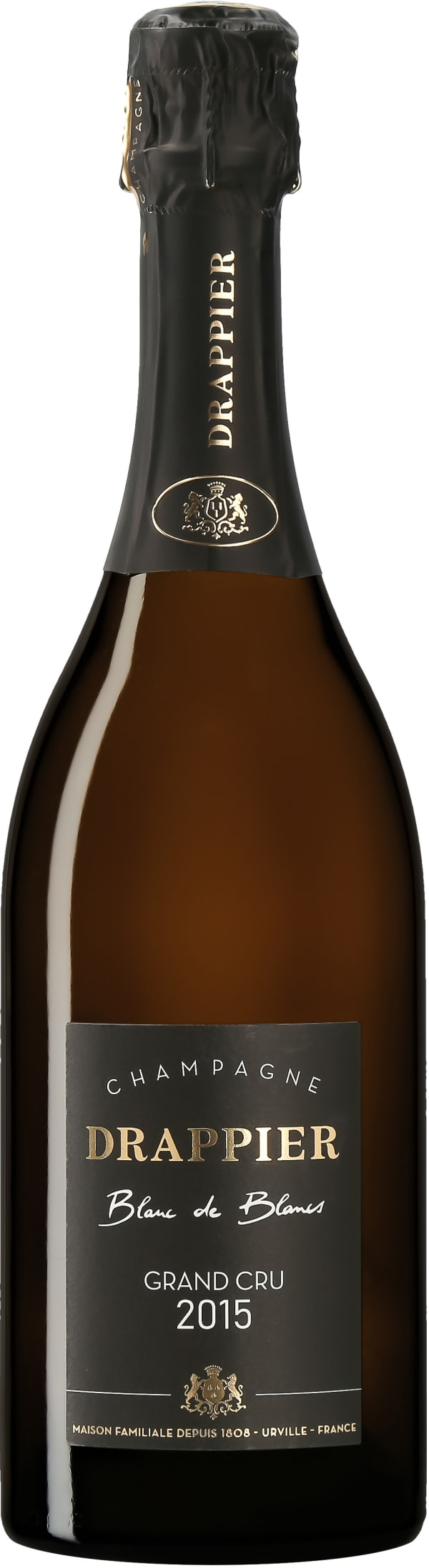 Drappier Blanc de Blancs Grand Cru Champagne Brut 2012