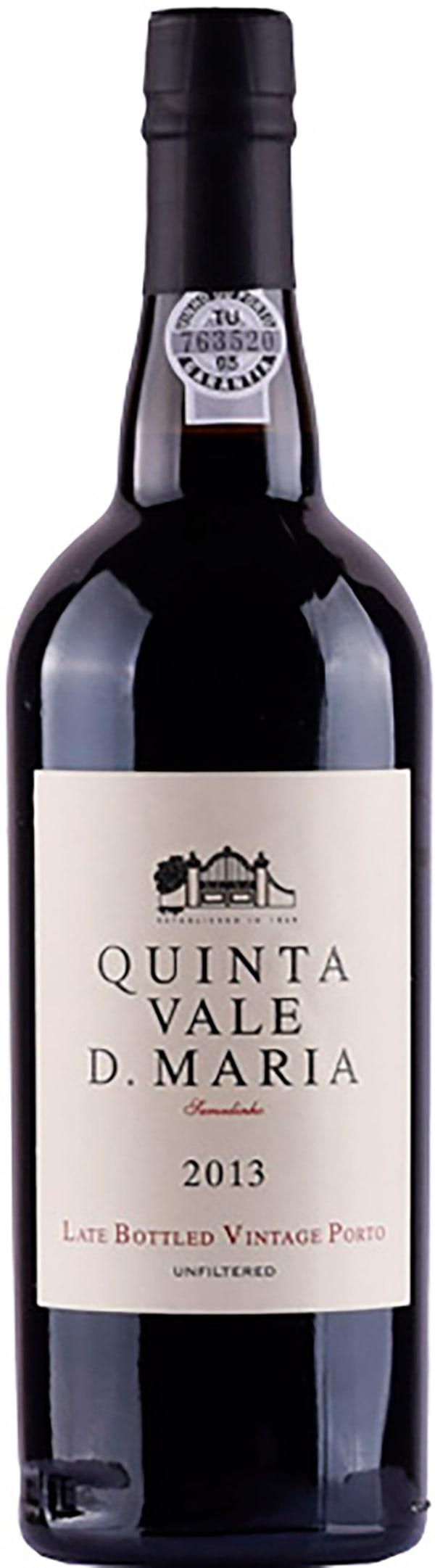 Quinta Vale D. Maria Late Bottled Vintage Port 2013