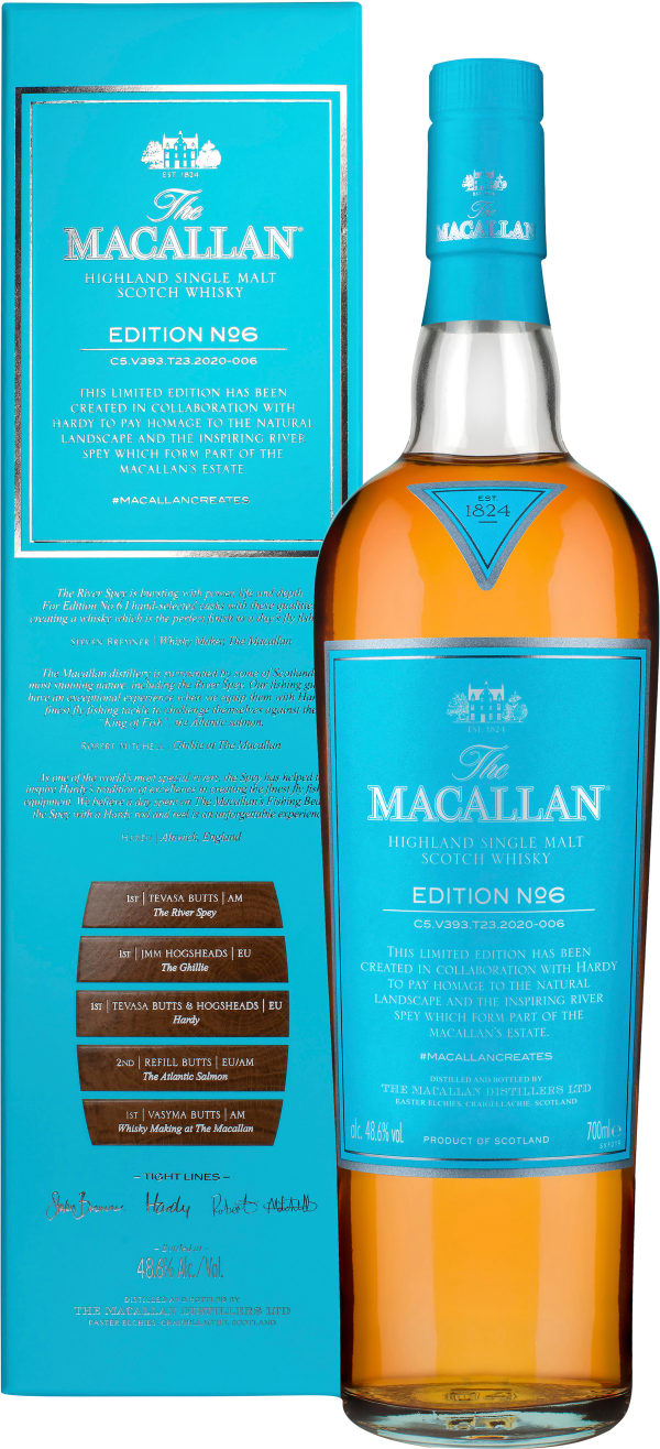 The Macallan Edition No. 6 Single Malt