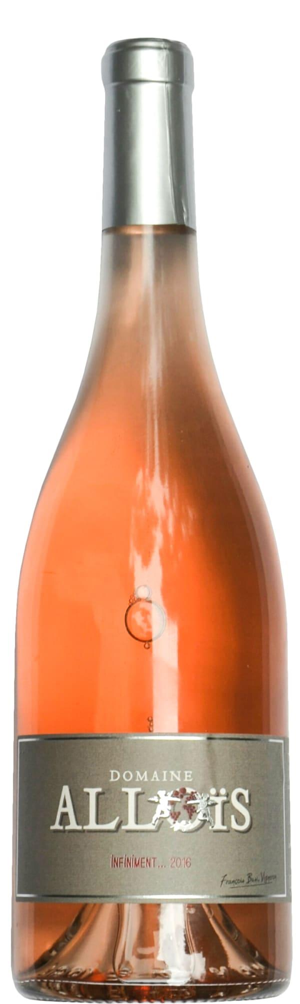 Domaine Allois Infiniment Rosé 2016