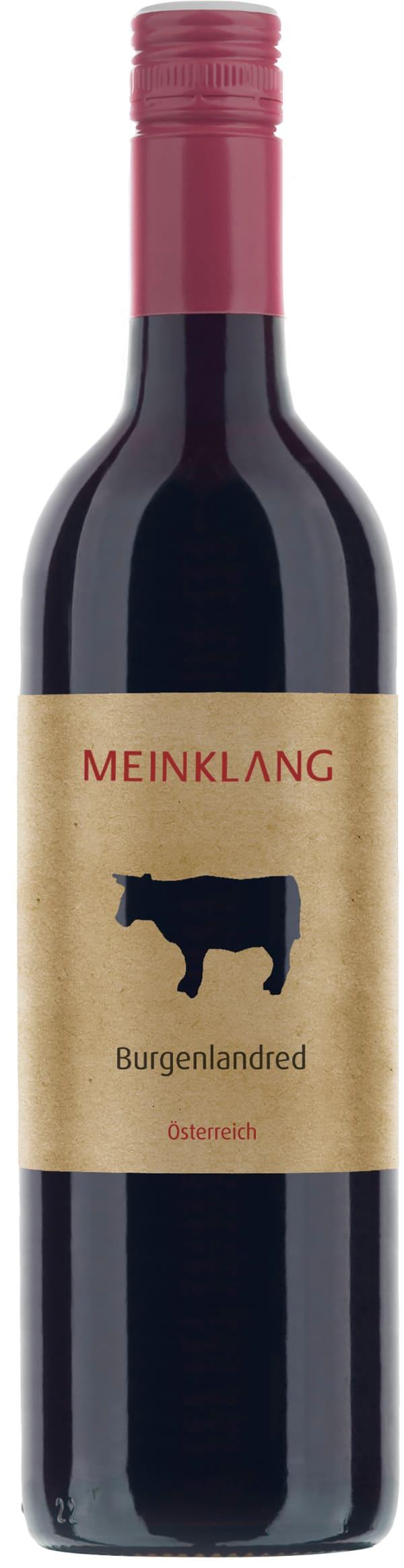 Meinklang Burgenlandred 2017
