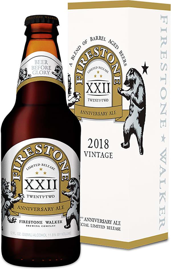 Firestone Walker XXII Anniversary Ale 2018