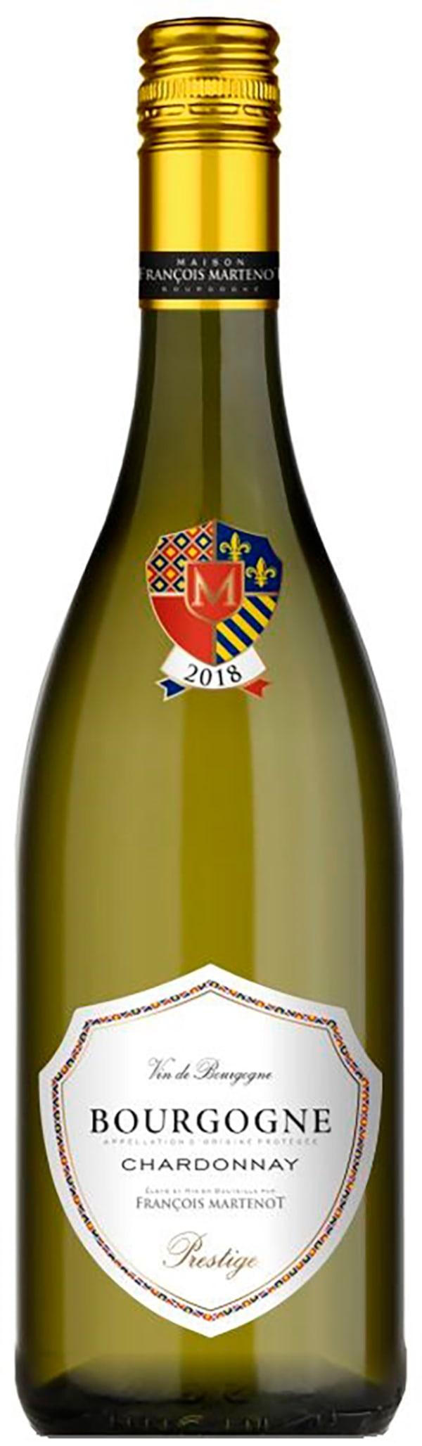 Bourgogne Chardonnay Prestige 2018