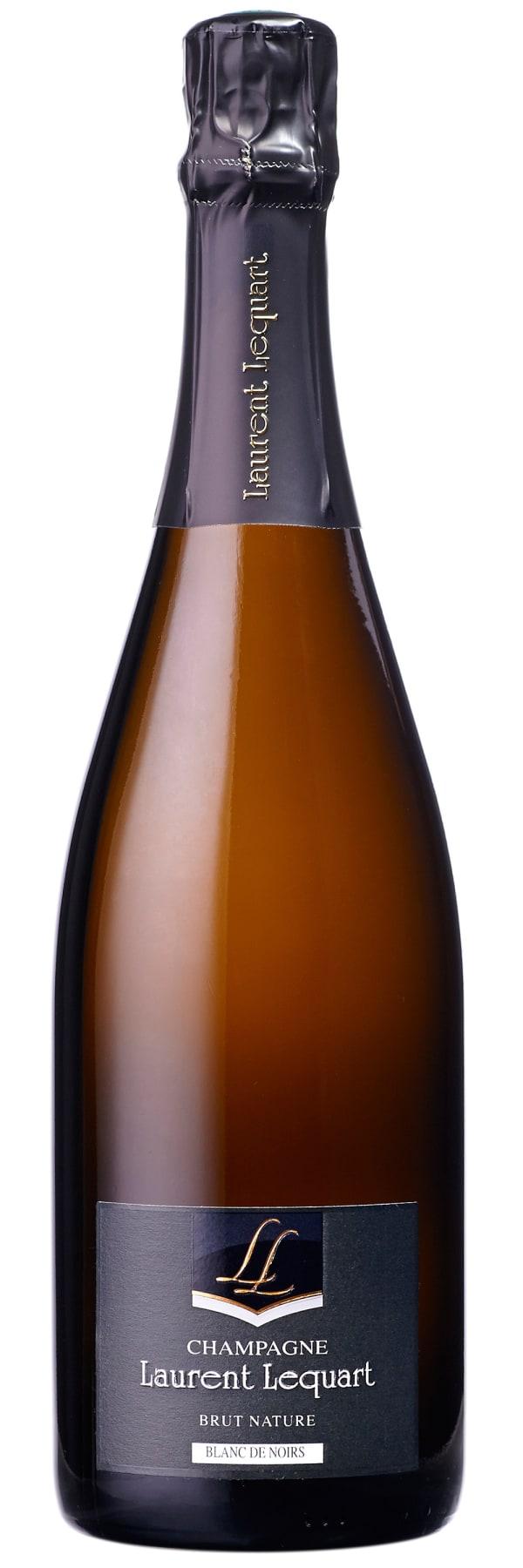 Laurent Lequart Blanc de Noirs Champagne Brut Nature